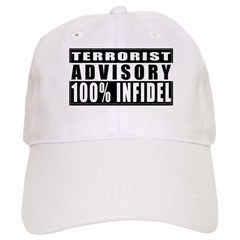 100% Infidel Adivsory Baseball Cap