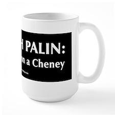 """Cheney With Lipstick"" Mug"