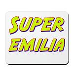 Super emilia Mousepad