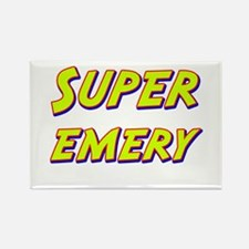 Super emery Rectangle Magnet