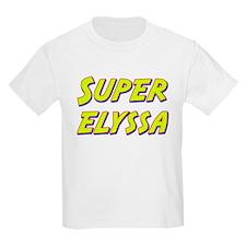 Super elyssa T-Shirt