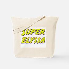 Super elyssa Tote Bag