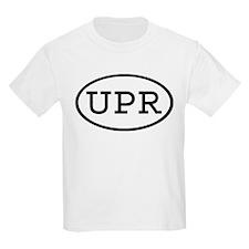 UPR Oval T-Shirt