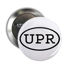 """UPR Oval 2.25"""" Button"""