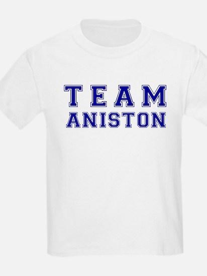 New Item! Team Aniston Kids T-Shirt