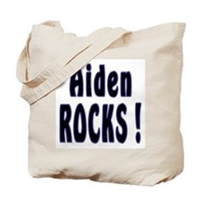 Aiden Rocks ! Tote Bag