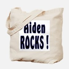 Aiden Rocks ! Tote Bag