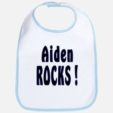 Aiden Rocks ! Bib