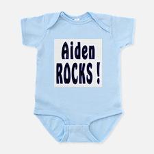 Aiden Rocks ! Infant Creeper