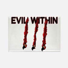 Evil Within Rectangle Magnet (100 pack)