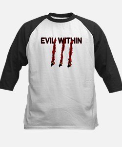 Evil Within Kids Baseball Jersey