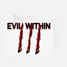 Evil Within Greeting Cards (Pk of 10)