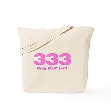 only half evil T-Shirt Tote Bag