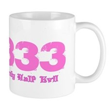 only half evil T-Shirt Mug