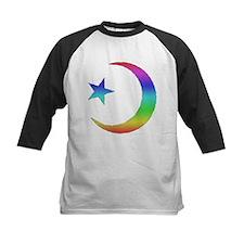 Gay Pride Star & Crescent Tee