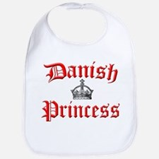 Danish Princess Bib