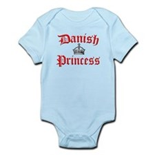 Danish Princess Infant Bodysuit