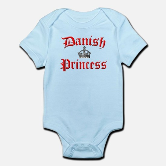 Danish Princess Infant Bodysuit