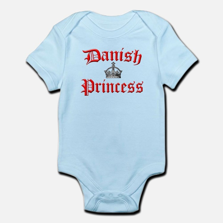 Danish Princess Onesie