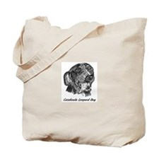 Cute Catahoula leopard dog Tote Bag