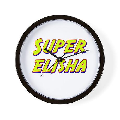 Super elisha Wall Clock