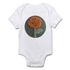 Red Rose Infant Bodysuit