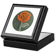Red Rose Keepsake Box