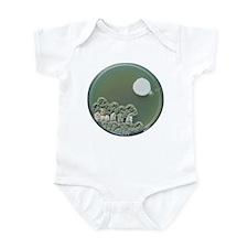 Moonscape Infant Bodysuit