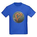 Heart Kids Dark T-Shirt