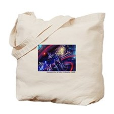 Scanners Live in Vain Tote Bag