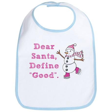 "Define ""Good"" Santa Bib"