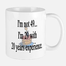 Im not 49 Mugs