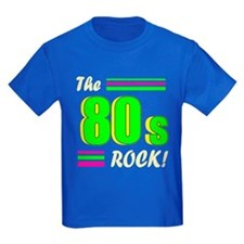 'The 80s Rock!' T
