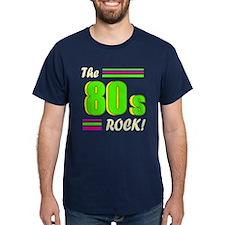 'The 80s Rock!' T-Shirt