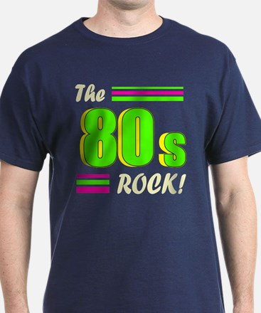 'The 80s Rock!' T-Shirt