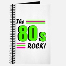 'The 80s Rock!' Journal