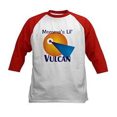 Momma's Lil' Vulcan Kids Baseball Jersey