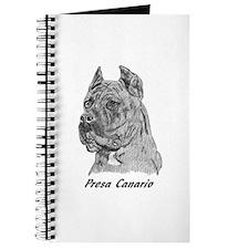 Cute Canario Journal