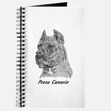 Cute Presa canario Journal
