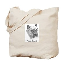 Unique Presa canario Tote Bag
