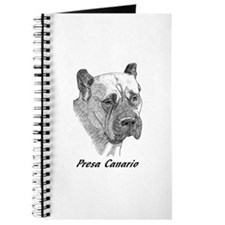 Unique Canario Journal