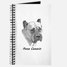 Unique Presa canario Journal