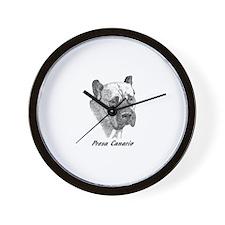 Unique Dogo Wall Clock