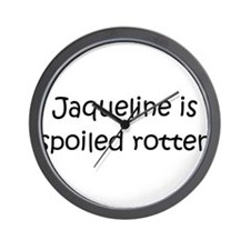Cool Jaqueline Wall Clock
