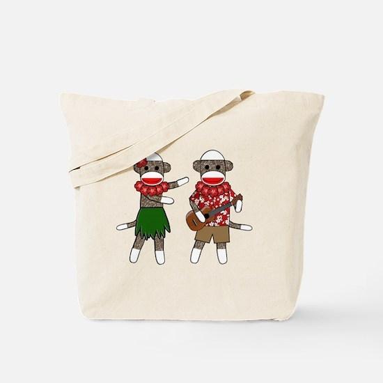 Unique Sockmonkey Tote Bag