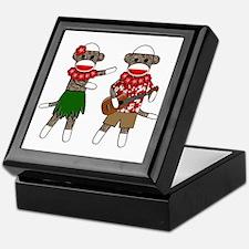 Cute Hula Keepsake Box