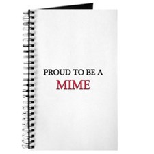 Proud to be a Mime Journal