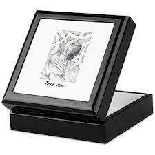 Unique Tosa Keepsake Box