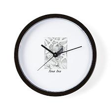 Unique Tosa Wall Clock