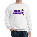 SON OF A WITCH Sweatshirt